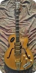 Hofner 4700 1969 Natural Blond
