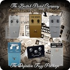 British Pedal Company Connoisseur Of Fuzz Collection 2018