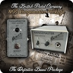 British Pedal Company NOS Rangemaster Package 2018