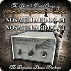 British Pedal Company MULLARD LOADED NOS RANGEMASTER PACKAGE 2019