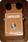 Ibanez CP 830 TS808 Serie 1977 Orange