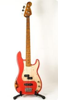 Rittenhouse Guitars P Style Bass Custom