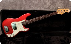 Fender Precision 1965 Candy Apple Red