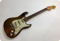 Fender Stratocaster Rory Gallagher Custom Shop 2010 Sunburst