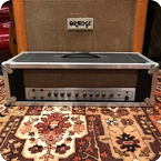 Vampower Vintage 1970s Vampower MK1 MK1A 100w Early Valve Amplifier Head