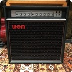 WEM Vintage 1970s WEM Watkins Dominator Fifty 50 Goodmans Amplifier