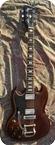 Gibson SG Standard Lefty 1978 Natural Walnut