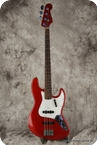 Fender Jazz Bass Candy Apple Red