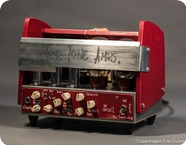 Pure Tone Amps The Offset Red