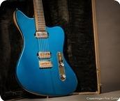 Tonfuchs Guitars Bulldog Blue
