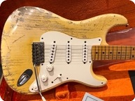Fender Stratocaster Custom Shop 1957 2013 Nocaster Blonde