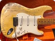 Fender Stratocaster Custom Shop 1957 2013 Nocaster Blonde