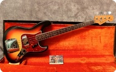Fender Jazz 1966 Sunburst