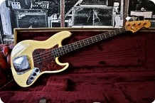 Fender Jazz Bass 1963 Blonde
