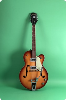 Gretsch 6117 Double Anniversary 1966 Sunburst