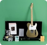 Fender Telecaster Custom Shop John Page 1995 Gold Sparkle