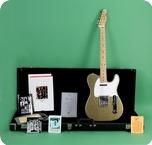 Fender Telecaster Custom Shop John Page 1995 Gold Sparkle