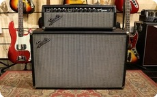 Fender Bandmaster Piggyback 1965 Black Tolex