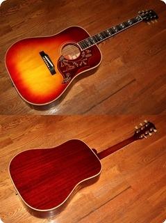 Gibson Hummingbird (gia0771) 1963 Cherry Sunburst