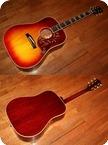 Gibson Hummingbird GIA0771 1963 Cherry Sunburst