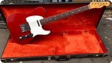 Fender Telecaster 1966 Candy Apple Red
