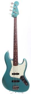 Fender Jazz Bass '62 Reissue 1998 Ocean Turquoise Metallic