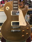 Gibson Les Paul Goldtop 2013