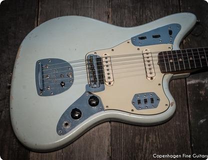 Fender Jaguar 1962 Sonic Blue