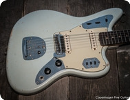 Fender Jaguar 1962 Sonic Blue
