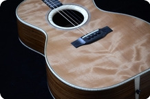 Rozawood TENOR GUITAR SantosRedwood 2018 Nitrocellulose Lacquer