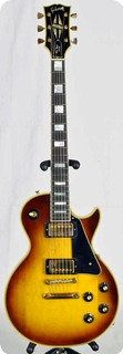 Gibson Les Paul Custom 1969 Tobacco Sunburst