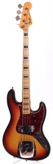 Fender Jazz Bass 1972 Sunburst