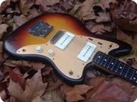 Fender Jazzmaster 1959 Sunburst