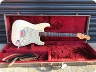 Fender Stratocaster 1963 White