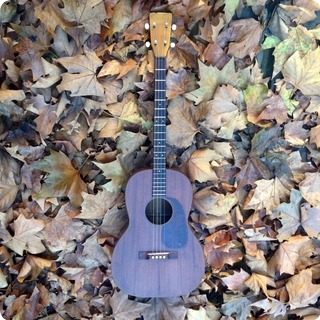C. F. Martin & Co Tenor Guitar Natural Mahogany