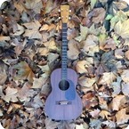 C. F. Martin & Co-Tenor Guitar-Natural Mahogany