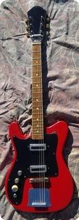 Orfeus (orpheus) Tele Lefty 1960 Red