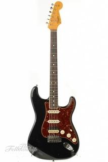 Fender Custom Shop Post Modern Stratocaster Hss Journeyman Black Mint 2017