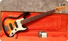 Fender Roscoe Beck 1998 Sunburst