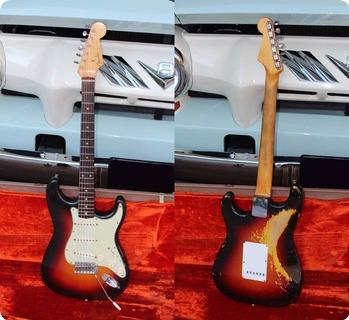 Fender Stratocaster 1961 Sunburst