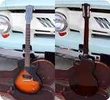 Gibson-Les Paul Junior COLLECTOR GRADE-1955-Sunburst
