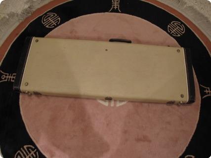 Fender Strat Or Tele 1963 Blond Tolex