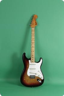 Fender Stratocaster Roy Buchanan 1975 Sunburst