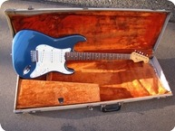 Fender STRATOCASTER 1964 Lake Placid Blue refin