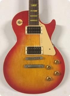 Gibson 1960 Les Paul Classic 2004 Cherry Sunburst