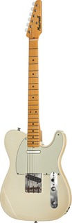 Macmull Guitars T Classic Aged White Mn 2018