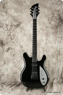 Rickenbacker Glenn Frey Limited Edition 1992 Black