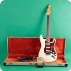 Fender Stratocaster 1964 Olympic White