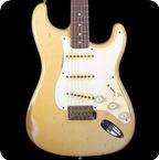 Fender Custom Shop Stratocaster 2019 Vintage Blonde
