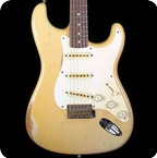 Fender Custom Shop Stratocaster 2019 Vintage Blonde